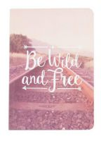Sass & Belle - Be Wild - Notebook